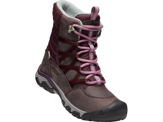 Keen Hoodoo III Lace Up Shoes Women pink red at Addnature.co.uk 01ba4655ca